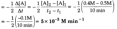 UP Board Solutions for Class 12 Chapter 4 Chemical Kinetics Q.2
