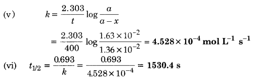 UP Board Solutions for Class 12 Chapter 4 Chemical Kinetics 2Q.15.4