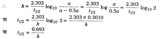 UP Board Solutions for Class 12 Chapter 4 Chemical Kinetics 5Q.4