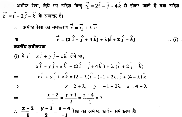 UP Board Solutions for Class 12 Maths Chapter 11 Three Dimensional Geometry 5