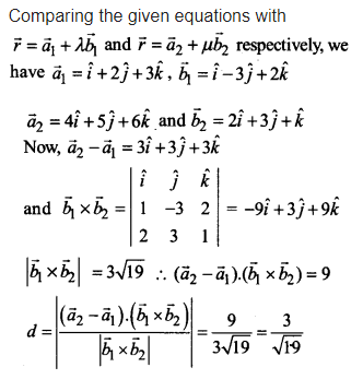 UP Board Solutions for Class 12 Maths Chapter 11 Three Dimensional Geometry 16.1