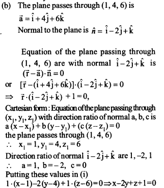 UP Board Solutions for Class 12 Maths Chapter 11 Three Dimensional Geometry 5.1