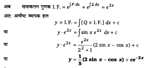 UP Board Solutions for Class 12 Maths Chapter 9 Differential Equations 1.1