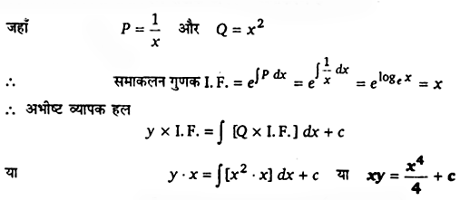 UP Board Solutions for Class 12 Maths Chapter 9 Differential Equations 3.1