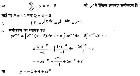 UP Board Solutions for Class 12 Maths Chapter 9 Differential Equations 17