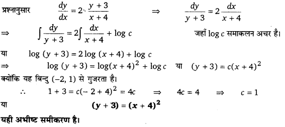 UP Board Solutions for Class 12 Maths Chapter 9 Differential Equations 18