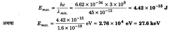 UP Board Solutions for Class 12 Physics Chapter 11 Dual Nature of Radiation and Matter 23
