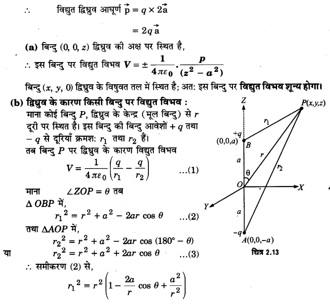 UP Board Solutions for Class 12 Physics Chapter 2 Electrostatic Potential and Capacitance Q21