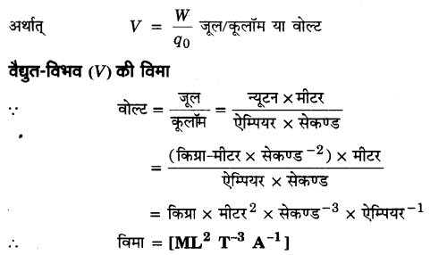 UP Board Solutions for Class 12 Physics Chapter 2 Electrostatic Potential and Capacitance VSAQ 1