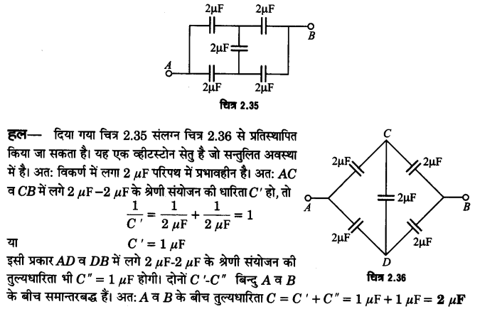 UP Board Solutions for Class 12 Physics Chapter 2 Electrostatic Potential and Capacitance LAQ 5