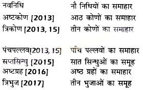 UP Board Solutions for Class 10 Hindi समास img-11