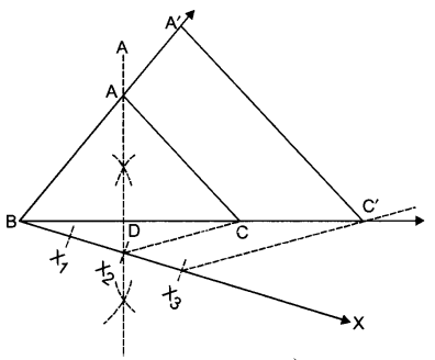 UP Board Solutions for Class 10 Maths Chapter 11 Constructions page 242 4