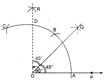 UP Board Solutions for Class 9 Maths Chapter 11 Constructions img-2
